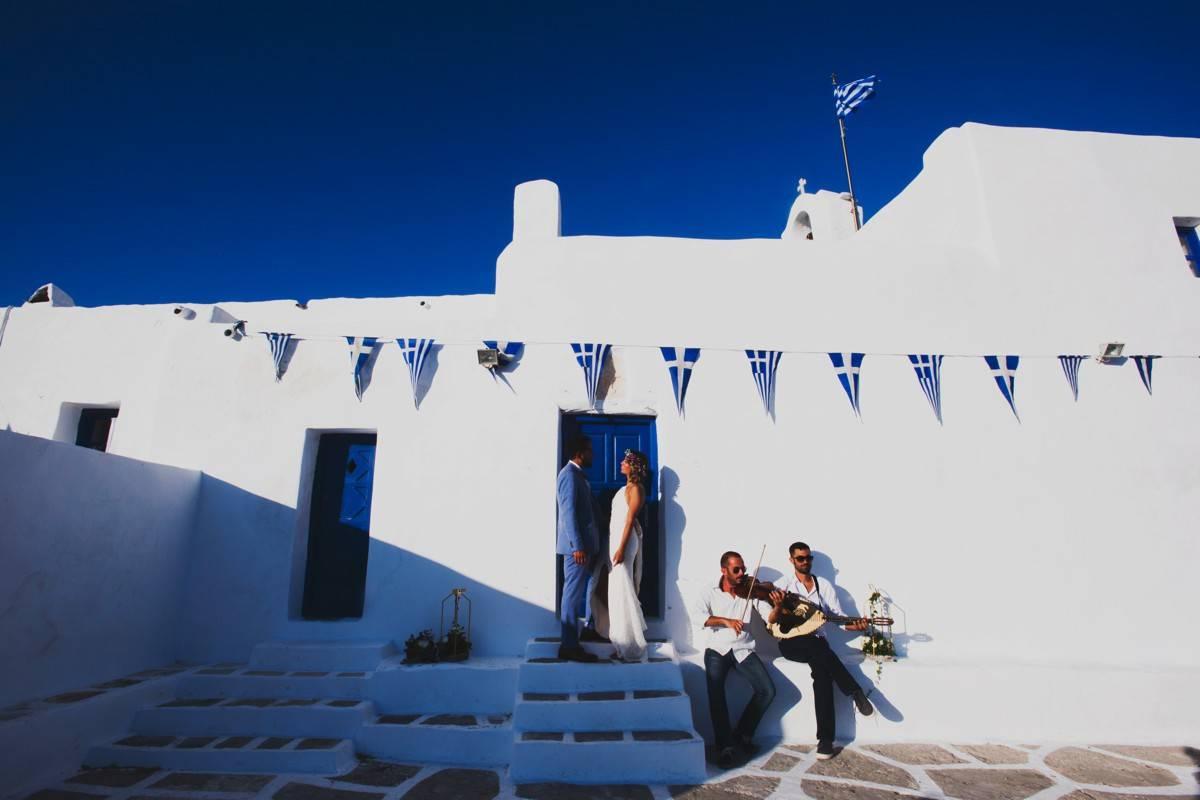 Sunny Days, Paros