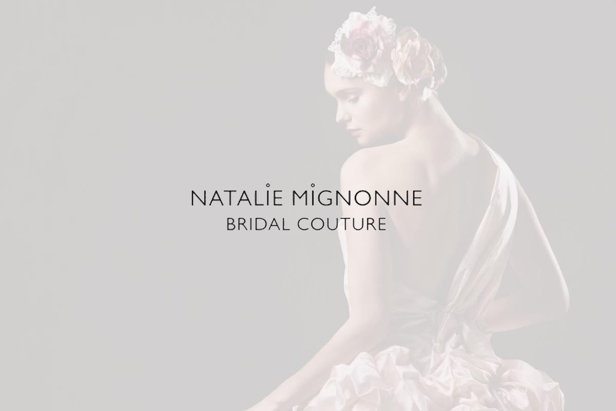 Natalie Mignonne Bridal Couture